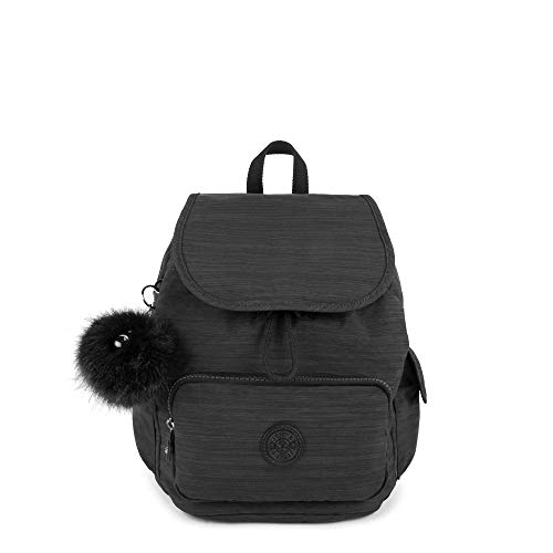 Kipling City Pack Small Backpack True Dazz Black