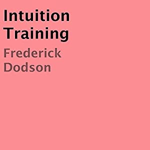Intuition Training Hörbuch