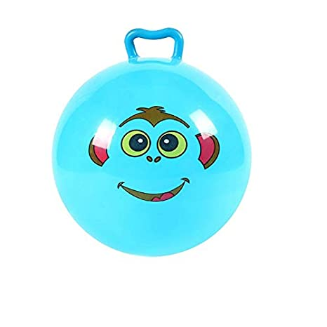 1 UNID Inflable saltando Mango Bola Bouncer Hopper Balloon Kids ...