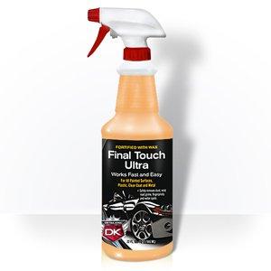 Final Detail Spray Wax (Detail King Final Touch Ultra Express Spray Wax (16 oz))