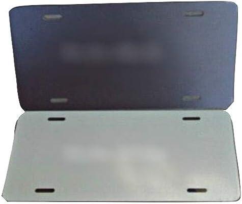 """.040 Matte Black Aluminum Sheet 4/"""" x 4/"""""""