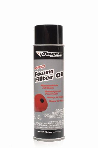 Torco T850001R FFO Foam Filter Oil Spray - 13 fl. oz., (Case of 12)
