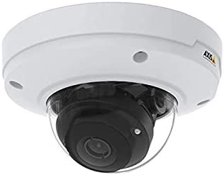 Axis Communications Network Surveillance Camera - pan/tilt - Outdoor - Weatherproof - Color (Day&Night) - 2 MP - 1920 x 1080-1080p - Fixed iris - HEVC, H.265 - PoE