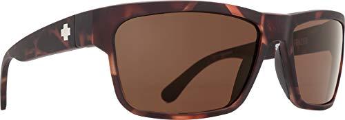 Spy Optic Frazier Wrap Sunglasses, 59 mm (Matte Tortoise/Camo)
