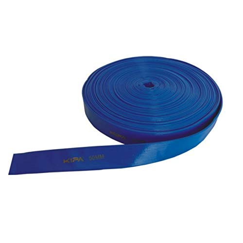 Silverline 633656 10 m x 32 mm Manguera Plana para Descarga de Agua