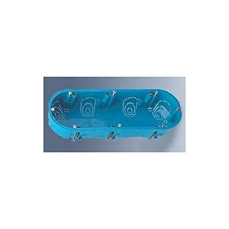 Simon 31732-61 - Caja Empt.Universal Para Paneles 3 Elem.: Amazon.es: Bricolaje y herramientas