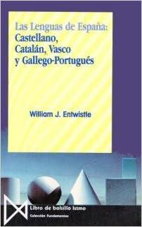 Las lenguas de España: 30 (Fundamentos): Amazon.es: Entwistle, W. J.: Libros