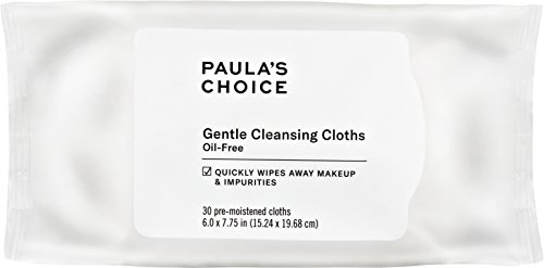 Paula's Choice Gentle Cleansing Cloths  Oil-Free, Disposable