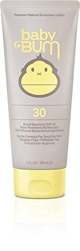 Sun Bum Baby Lotion SPF30 product image