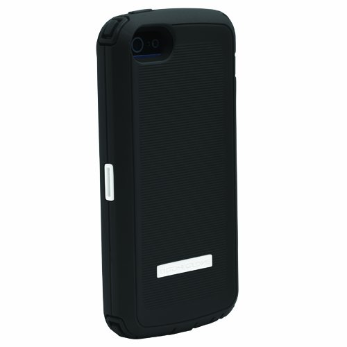 Body Glove ToughSuit Case with Holster Belt Clip for iPhone 4/4S - Charcoal/White