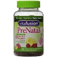 Vitafusion Prenatal Gummy Vitamins 90 Ct (2 Pack) Carrier to shipping interna...