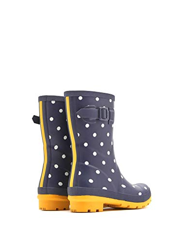 NAVY FRENCH Molly Rain SPOT Joules Boot Welly Women's YSwnqvZ