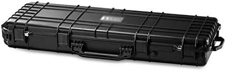 きライフルケース防水性耐衝撃性および防塵ホ1127x406x155mm