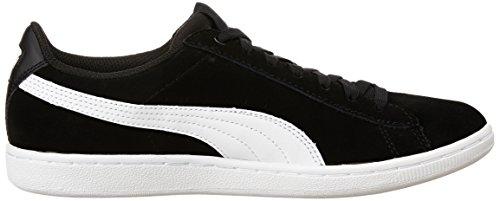 Black Donna White Vikky Basse puma puma Sneaker Puma Nero wZvYq7xt