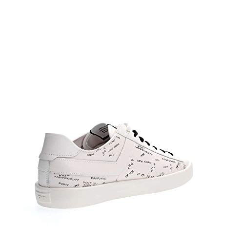 Cloud 705A Uomo Pony Sneakers Dancer Topstar Print wxw1nv