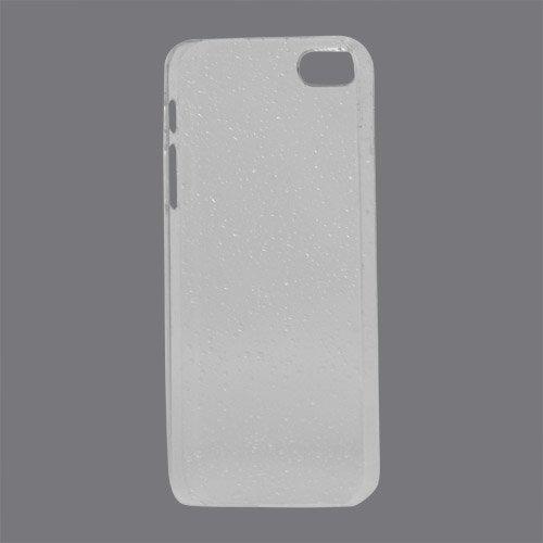 iProtect Premium Case / Cover / Hülle aus hochwertigem Hartplastik für das neue Apple iPhone 5 / the new iPhone in der RAINDROP COLOR EDITION in WEIß / WEISS / WHITE
