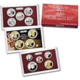 2010 S SILVER Proof Set 14 Coins Deep Cameo Brand New From US Mint