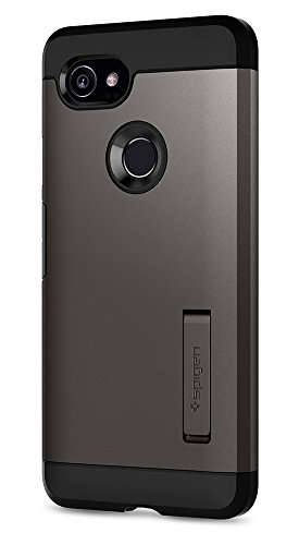 best sneakers 2475a 739c4 Spigen Tough Armor Google Pixel 2 XL Case with Kickstand and ...
