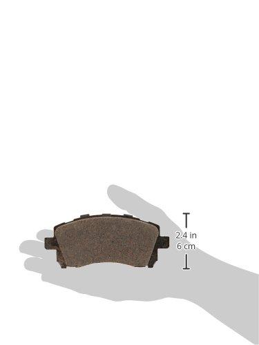 Beck Arnley 089-1554 Disc Brake Pad