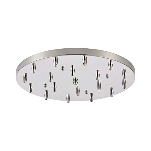 ELK Lighting Pan Only, 18-Light Round