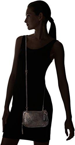 Negro Carteras Legend schwarz De Mujer Teolo Mano 0H7XH