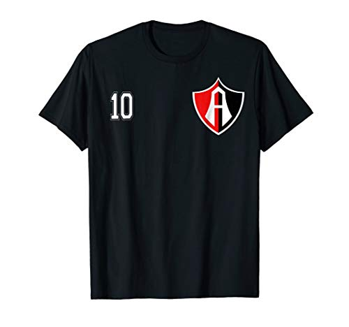 (Atlas Soccer Jersey T-shirt Mexican football)