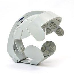 Thanko-USB-Buru-buru-Helmet-Head-Massager-Scalp-Relaxation-BRNRL3KB