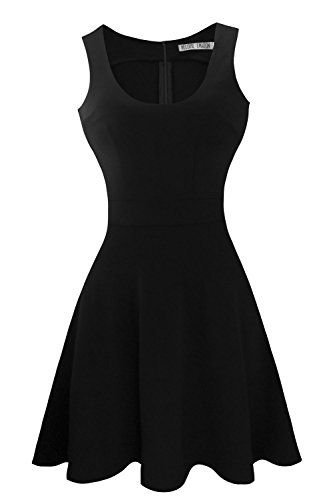 juniors black cocktail dresses - 7