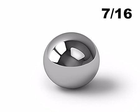 7//16 Inch Carbon Steel Ball Bearings G500-1000 Balls