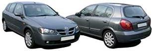 DM Autoteile Sto/ßstange vorne teilgrundiert passt f/ür Almera II Hatchback Almera II ab 08//2002 Premium
