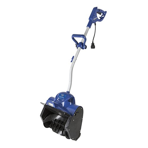 Snow Joe 324E-RM Factory Refurbished 10 Amp Electric Snow Shovel with Light, 11″ Special Price