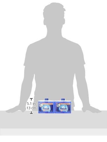 Finish Dishwasher Cleaner Dual Action Formula, Original, Pack of 2 by Finish (Image #4)