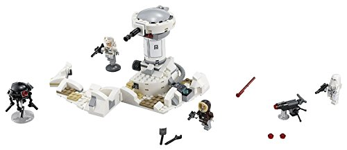 LEGO Star Wars Hoth Attack 233PCS Playsets Building Toys
