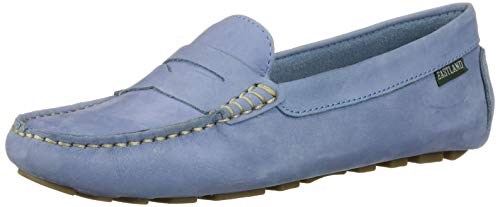 (Eastland Women's Patricia Loafer, Light Blue, 8.5 M)