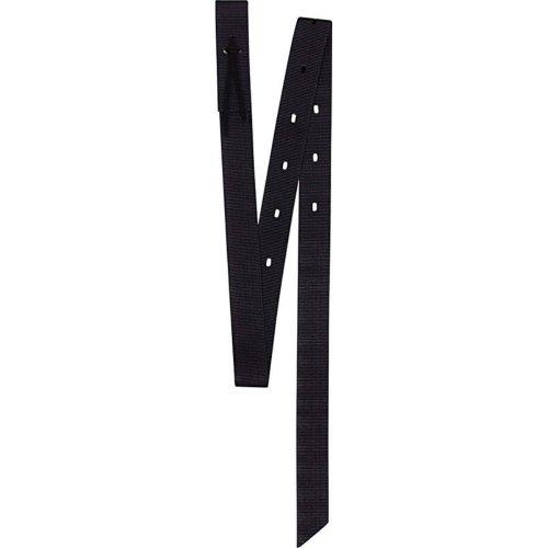 Cashel Nylon Latigo Tie Strap Black (Strap Saddle Stitched)