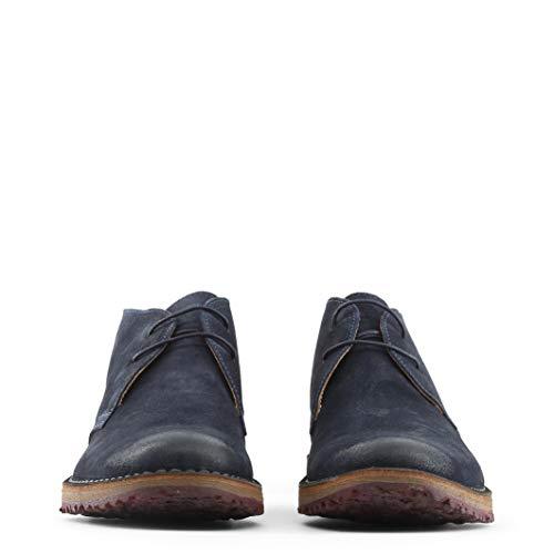Made Made Made Grigio Grigio Grigio Grigio in Italia Uomo Shoes Safari rwxYw8XWq