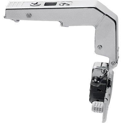 Pro Pack of 5Pcs, Clip Top Blumotion 95D Overlay Blind Corner Hinge, Self Closing, Press-In