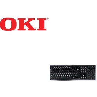 KITLOG920003051OKI44455101 - Value Kit - Oki RS-232C Serial Card Interface for ML300T (OKI44455101) and LOGITECH, INC. K270 Wireless Keyboard (LOG920003051) by OKI