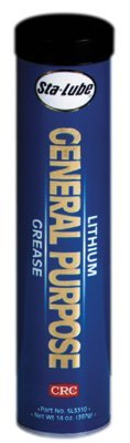 CRC SL3310 14 Oz Lithium General Purpose Grease by CRC