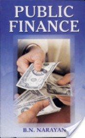 PUBLIC FINANCE/PB-B.N.NARAYAN