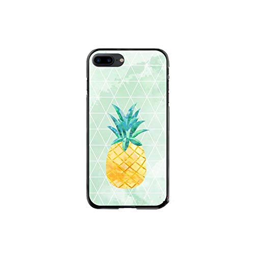 for Apple iPhone 4 4S 5 5S 5C SE 6 6S 7 8 Plus X iPod Touch 4 5 6 Accessories Phone Shell Covers Pineapple Fruit-in Half,Images 10,for iPhone 7 (Ipod Touch 4 Gameboy Case)