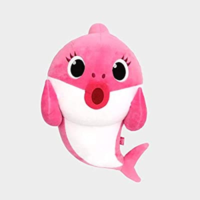 Pinkfong Mommy Shark Official Singing Plush