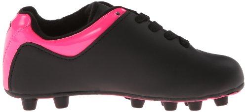 Vizari Vigo FG Fußballschuh (Kleinkind / kleines Kind / großes Kind) Schwarz / Pink