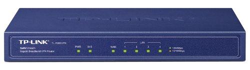 TP-LINK TL-R600VPN SAFESTREAM GB BROADBAND VPN ROUTER 1GB