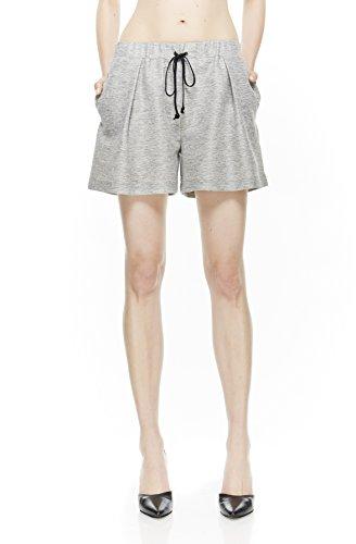 4 Corners of a Circle Women's Shorts Medium Grey by 4 corners of a circle
