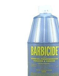 BARBICIDE Hospital Strength Germicide, Pseudomonacide, Fungicide & Virucide Anti rust Formula 64oz/0.5gal (Hospital Germicide)