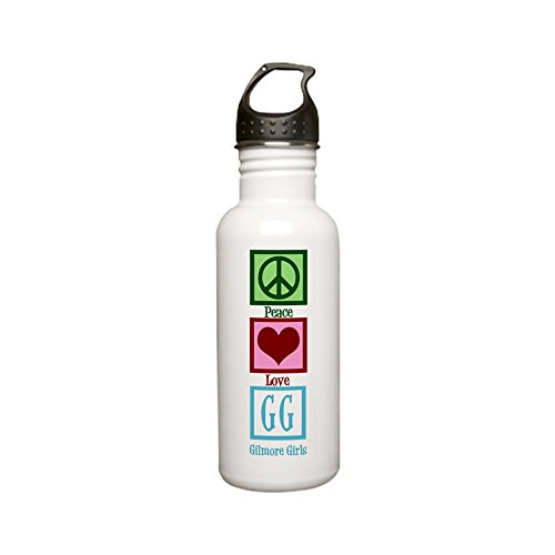 CafePress Pretty Gilmore Stainless Bottle