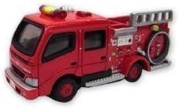 1:43 Morita Lighting Fire Truck model Resin meterial Limited Edition
