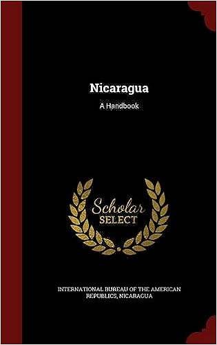 Book Nicaragua: A Handbook