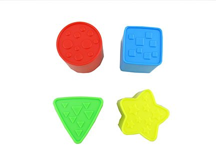 Fisher Price Shapes - Fisher-Price Laugh & Learn Crawl-Around Learning Center - Replacement Shapes